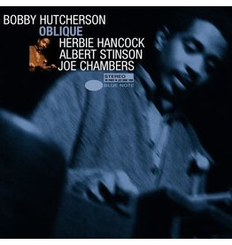 New Vinyl Bobby Hutcherson - Oblique LP