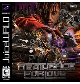 New Vinyl Juice Wrld - Death Race For Love 2LP