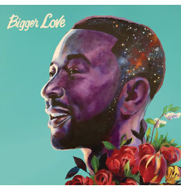 New Vinyl John Legend - Bigger Love 2LP