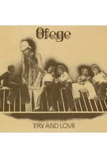 New Vinyl Ofege - Try And Love LP
