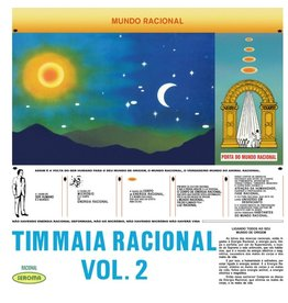 New Vinyl Tim Maia - Racional Vol. 2 LP