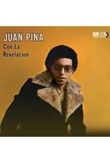 New Vinyl Juan Piña Con La Revelación - S/T LP