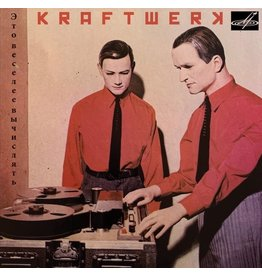 New Vinyl Kraftwerk - It's More Fun To Compute LP