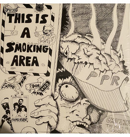 New Vinyl Various Artists - This Is a Smoking Area LP