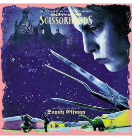 New Vinyl Danny Elfman - Edward Scissorhands OST LP