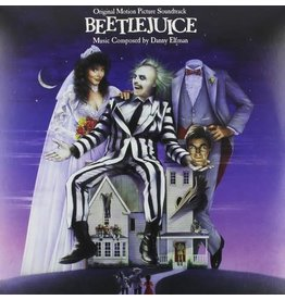 New Vinyl Danny Elfman - Beetlejuice OST LP