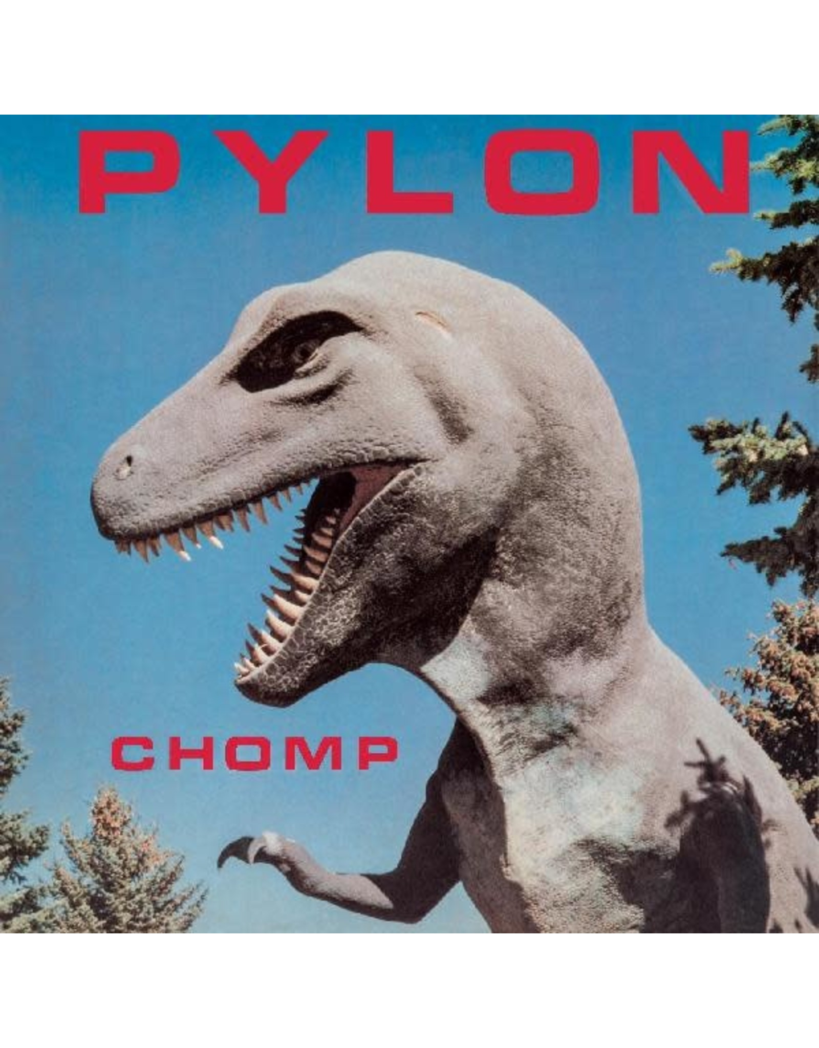 New Vinyl Pylon - Chomp LP
