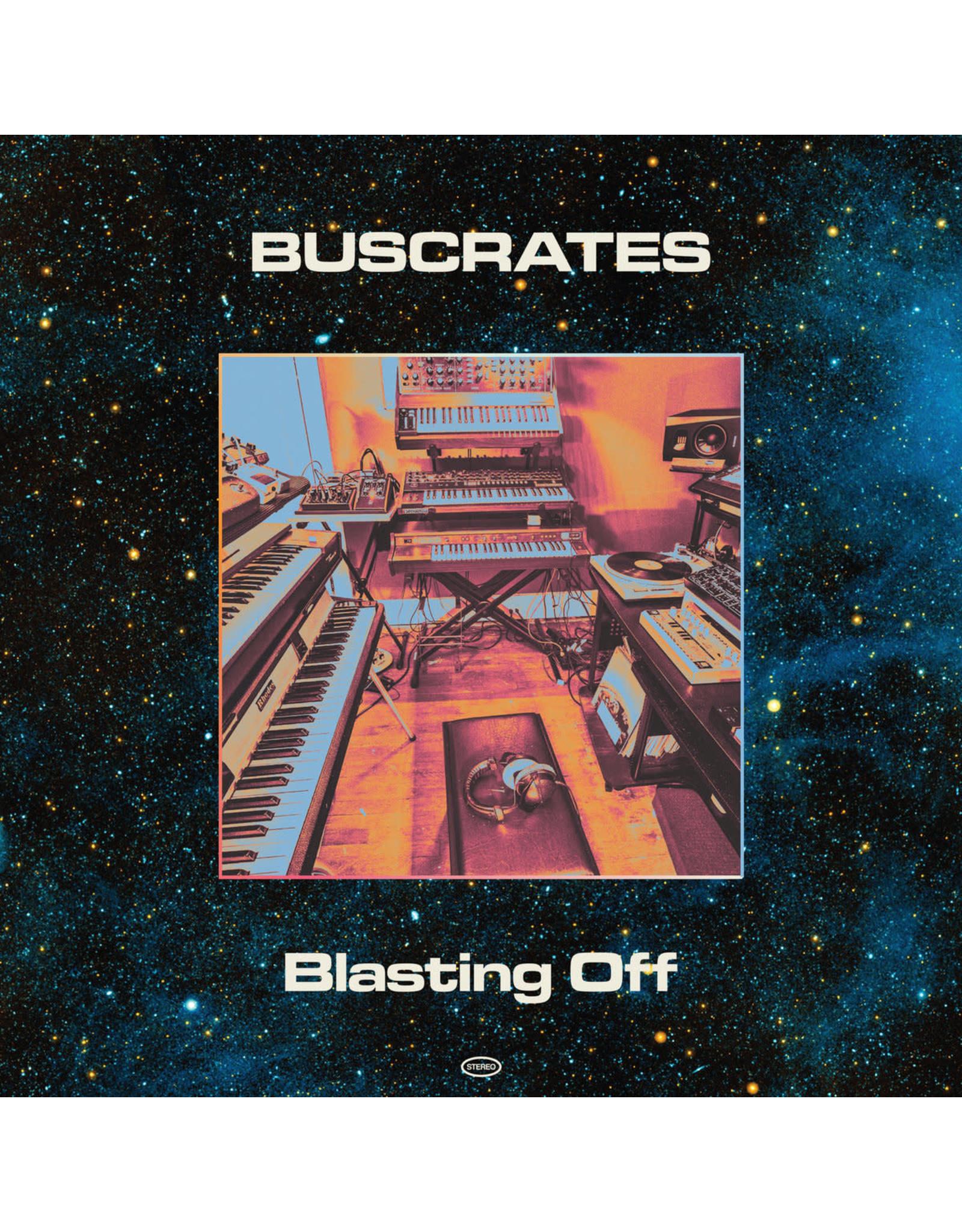 New Vinyl Buscrates - Blastin Off LP