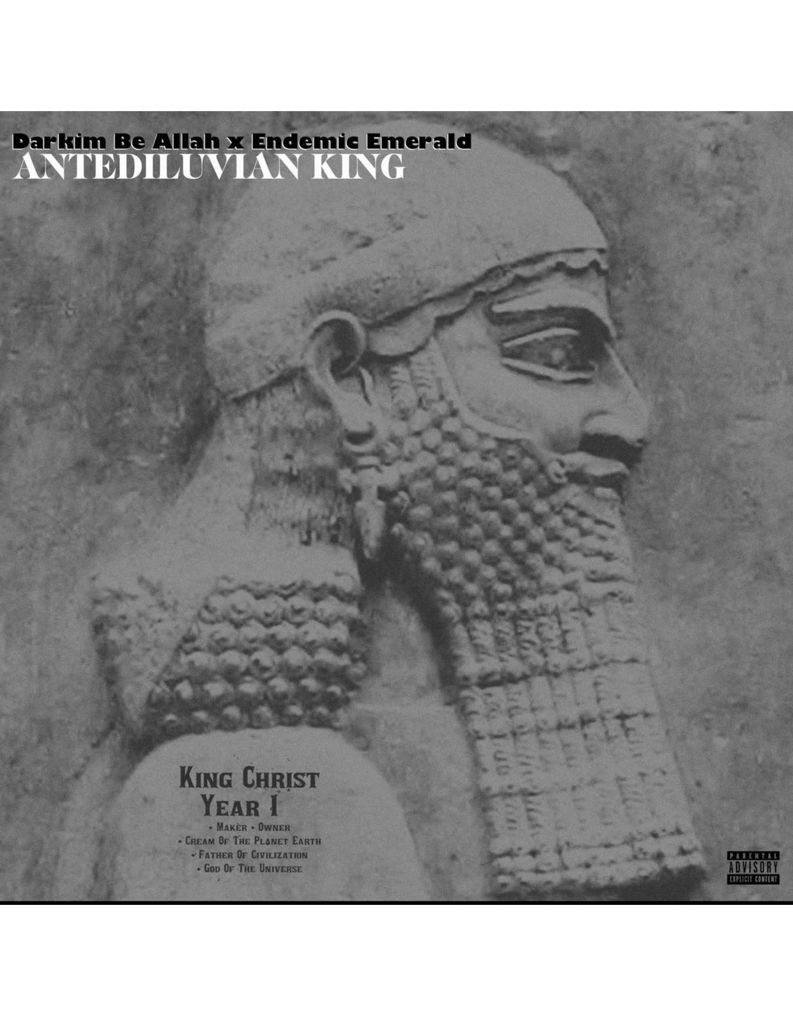 New Vinyl Darkim Be Allah x Endemic Emerald - Antediluvian King LP
