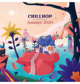 New Vinyl Various  - Chillhop Essentials Summer 2020 (Colored) 2LP