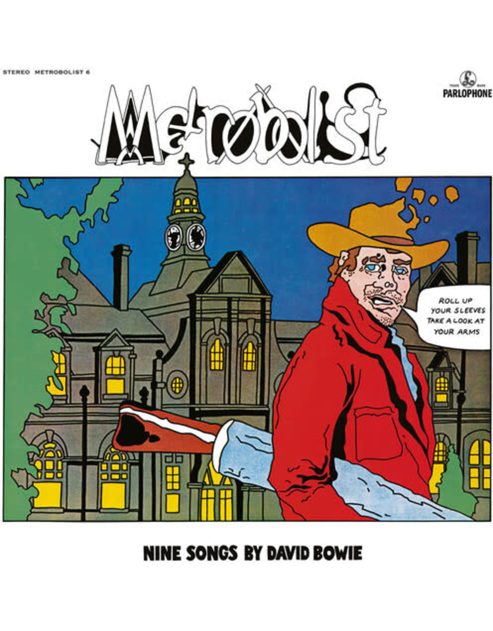 New Vinyl David Bowie - Metrobolist (AKA The Man Who Sold The World) LP