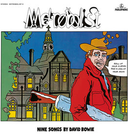New Vinyl David Bowie - Metrobolist (AKA The Man Who Sold The World) LP