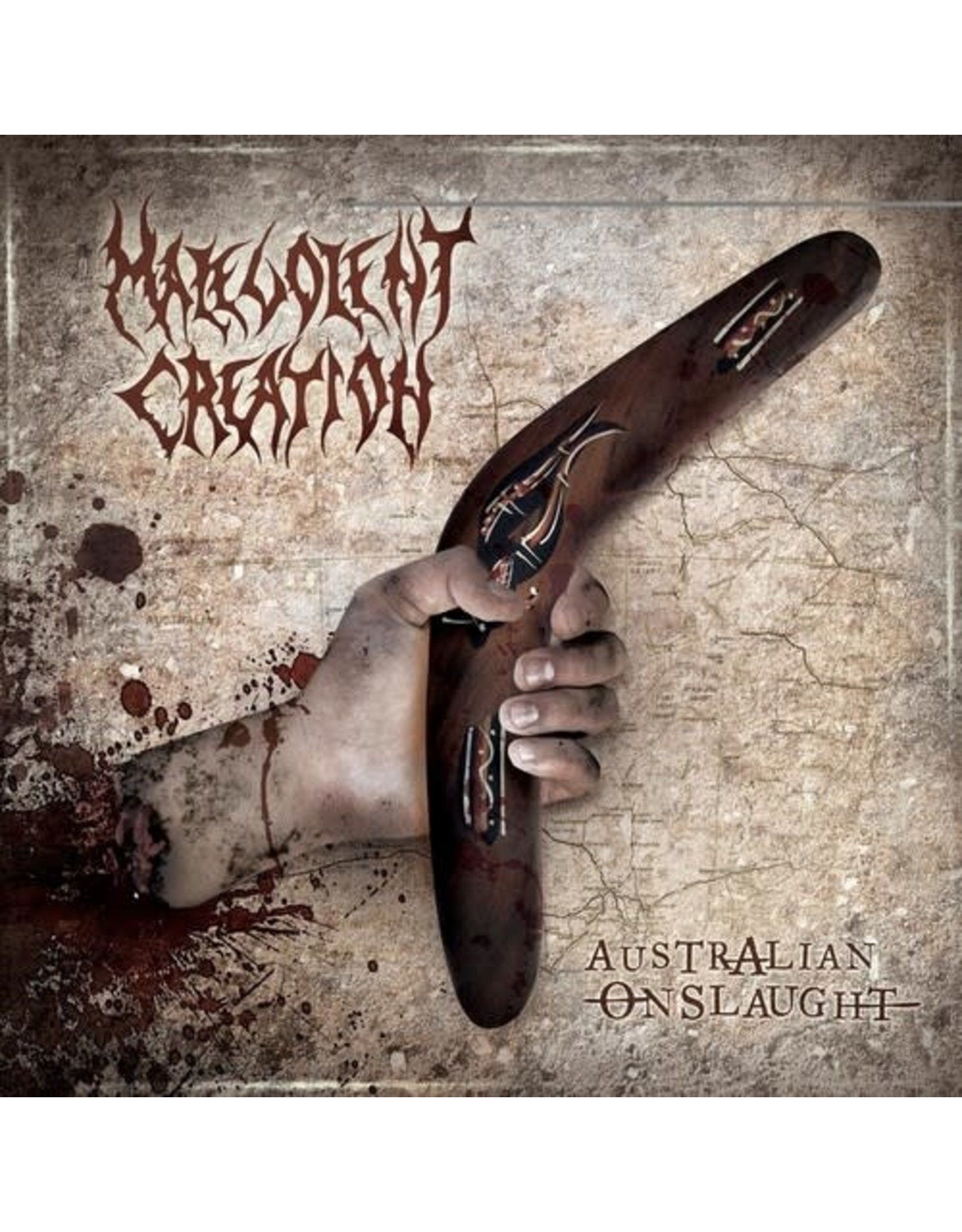New Vinyl Malevolent Creation - Australian Onslaught LP