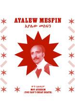 New Vinyl Ayalew Mesfin - Mot Aykerim (You Can't Cheat Death) LP