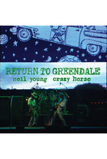 New Vinyl Neil Young & Crazy Horse - Return To Greendale 2LP