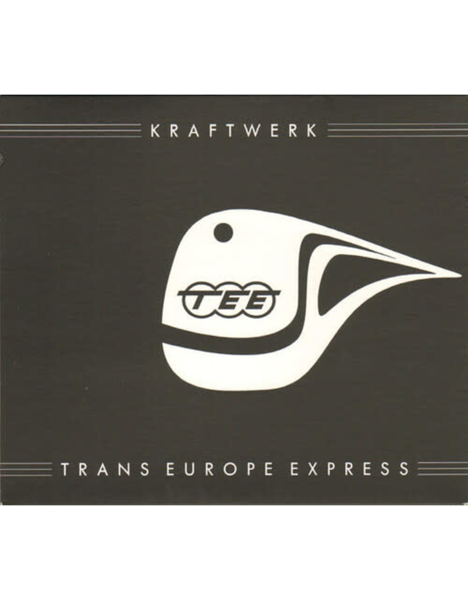New Vinyl Kraftwerk - Trans-Europe Express (Spezial Edition Farbiges) LP