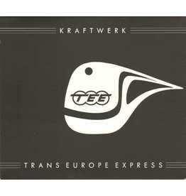 New Vinyl Kraftwerk - Trans-Europe Express (Spezial Edition Farbiges) LP