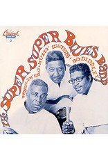 New Vinyl Super Super Blues Band - Howlin' Wolf, Muddy Waters, & Bo Diddley LP