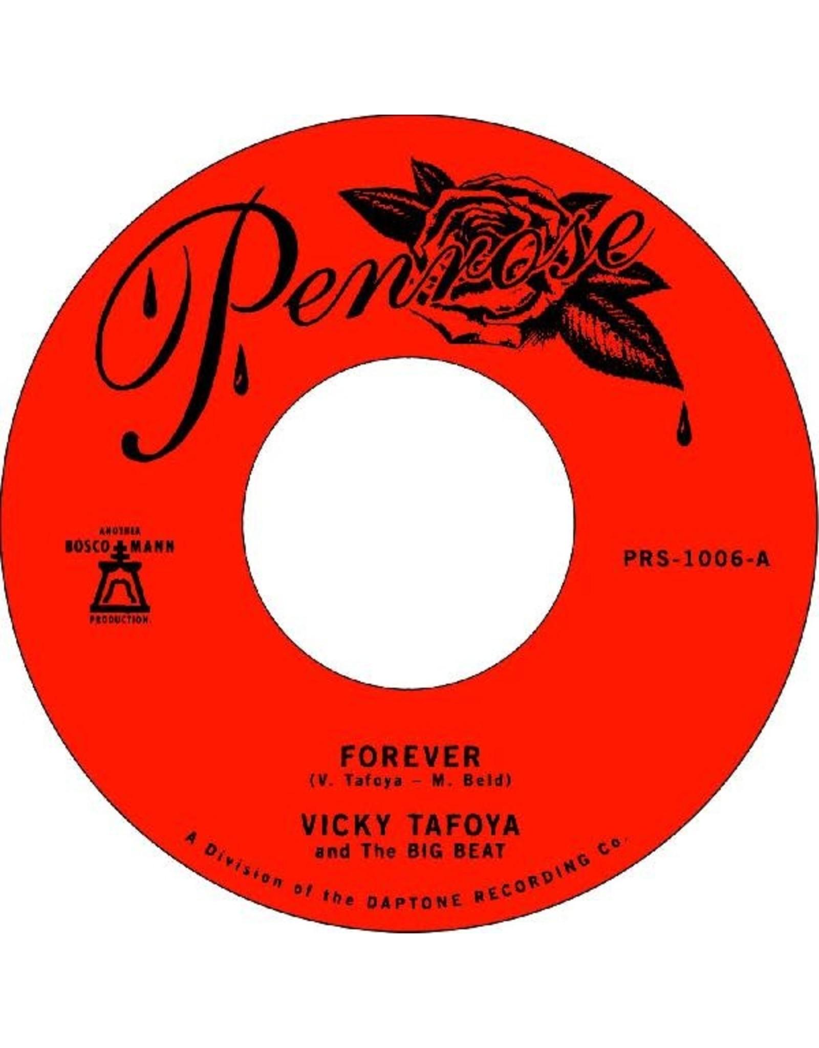 "New Vinyl Vicky Tafoya  - Forever b/w My Vow To You 7"""