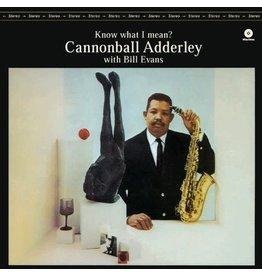 New Vinyl Cannonball Adderley - Know What I Mean? LP