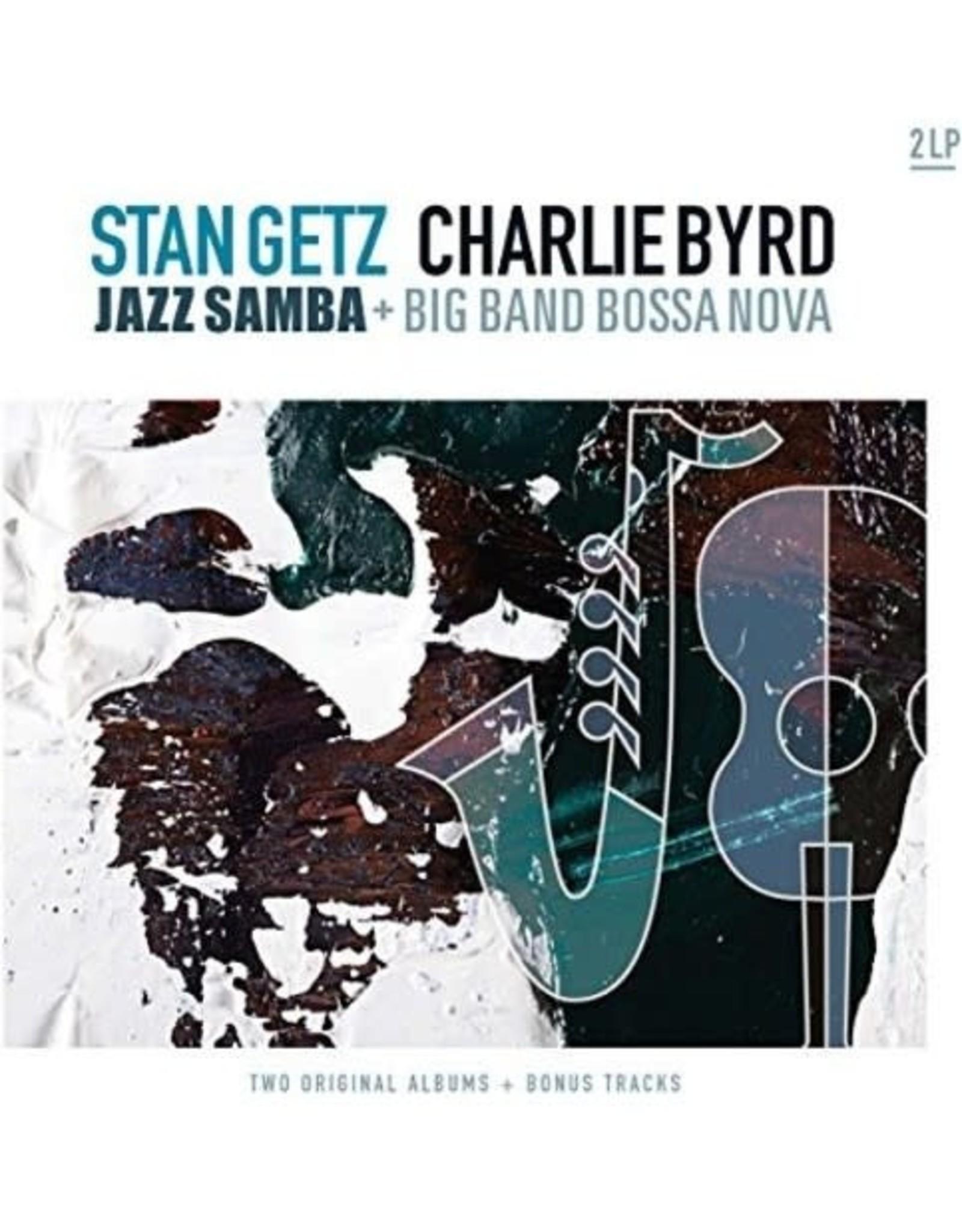 New Vinyl Stan Getz - Jazz Samba & Big Band Bossa Nova 2LP