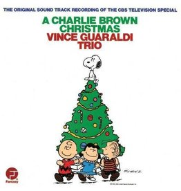 New Vinyl Vince Guaraldi Trio - A Charlie Brown Christmas LP