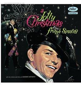 New Vinyl Frank Sinatra - Jolly Christmas From Frank Sinatra LP