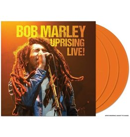 New Vinyl Bob Marley - Uprising Live! From Westfalenhallen, 1980 (Colored) 3LP