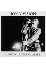 New Vinyl Joy Division - Love Will Tear Us Apart (Colored) 7""