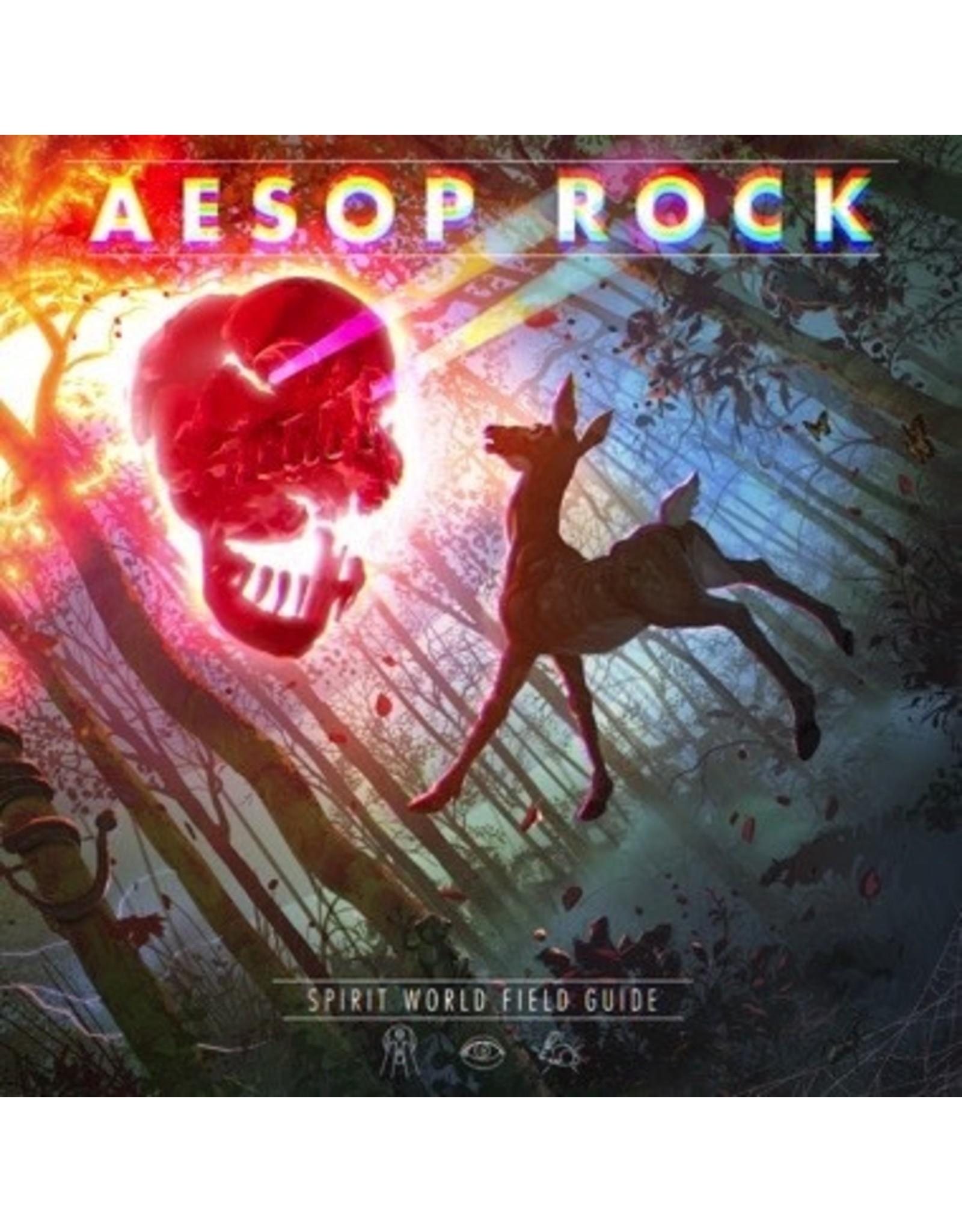 New Vinyl Aesop Rock - Spirit World Field Guide (Clear) 2LP