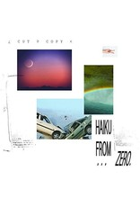 New Vinyl Cut Copy - Haiku From Zero LP