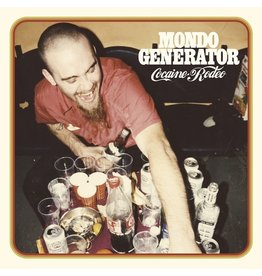 New Vinyl Mondo Generator - Cocaine Rodeo LP