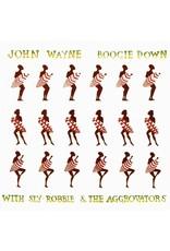 New Vinyl John Wayne w/ Sly, Robbie & The Aggrovators - Boogie Down LP