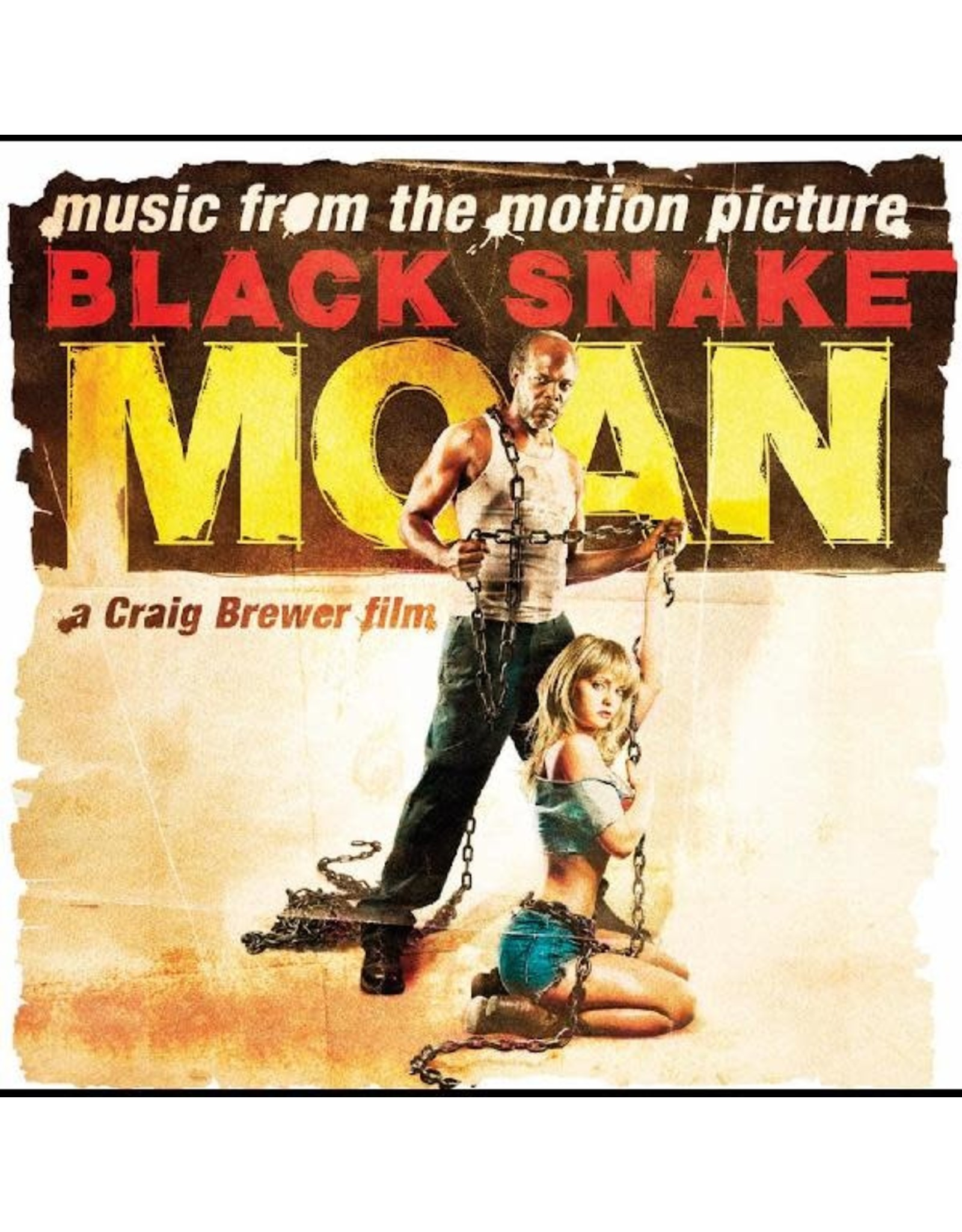 New Vinyl Various - Black Snake Moan OST (Colored) LP