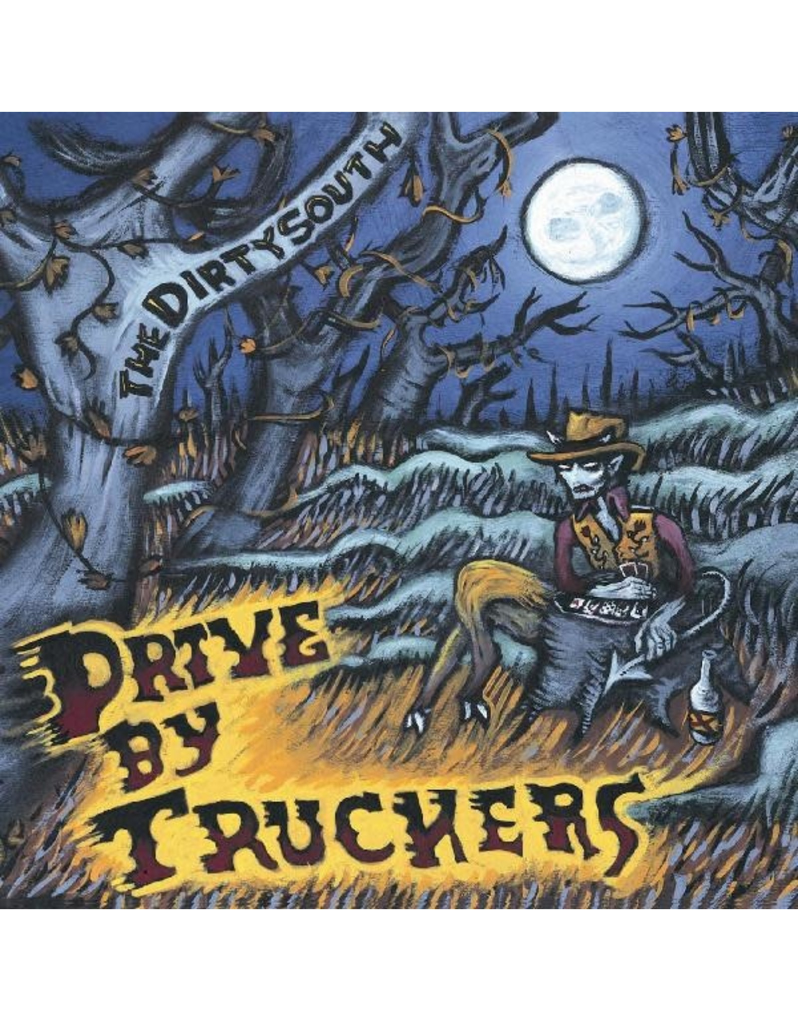 New Vinyl Drive-By Truckers - The Dirty South (Colored) 2LP