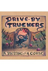 New Vinyl Drive-By Truckers - A Blessing And A Curse (Colored) LP