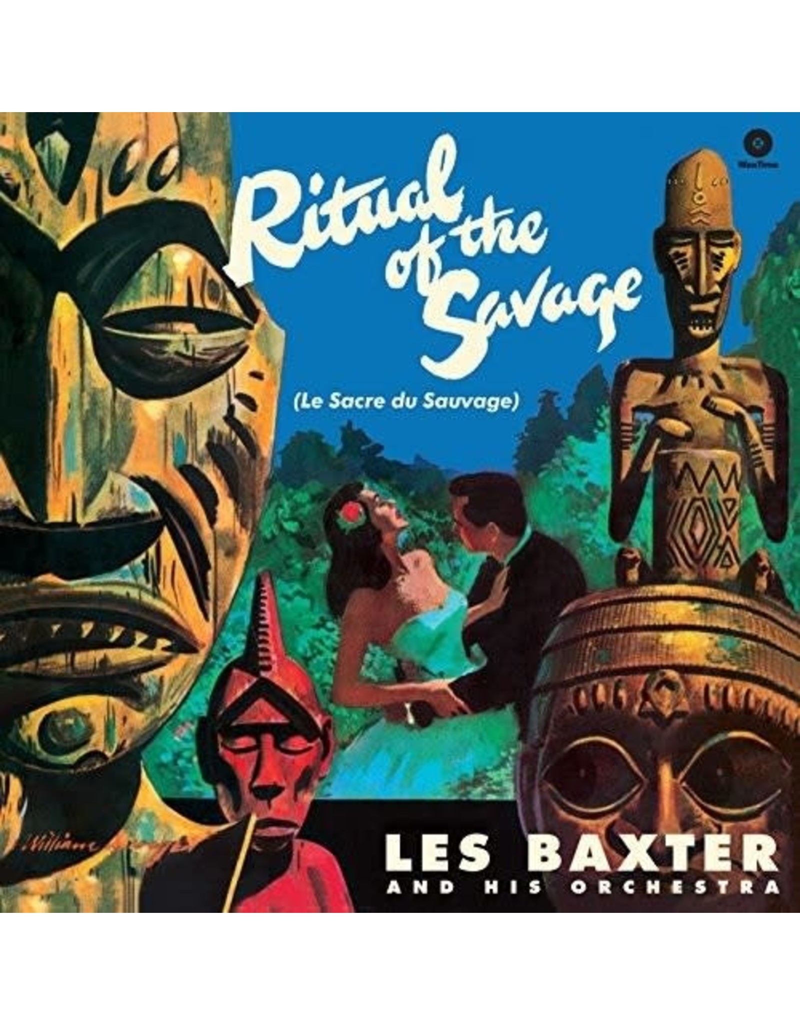 New Vinyl Les Baxter - Ritual Of The Savage LP