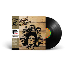 New Vinyl Bob Marley & The Wailers - Burnin' (2020 Half-Speed Master) LP