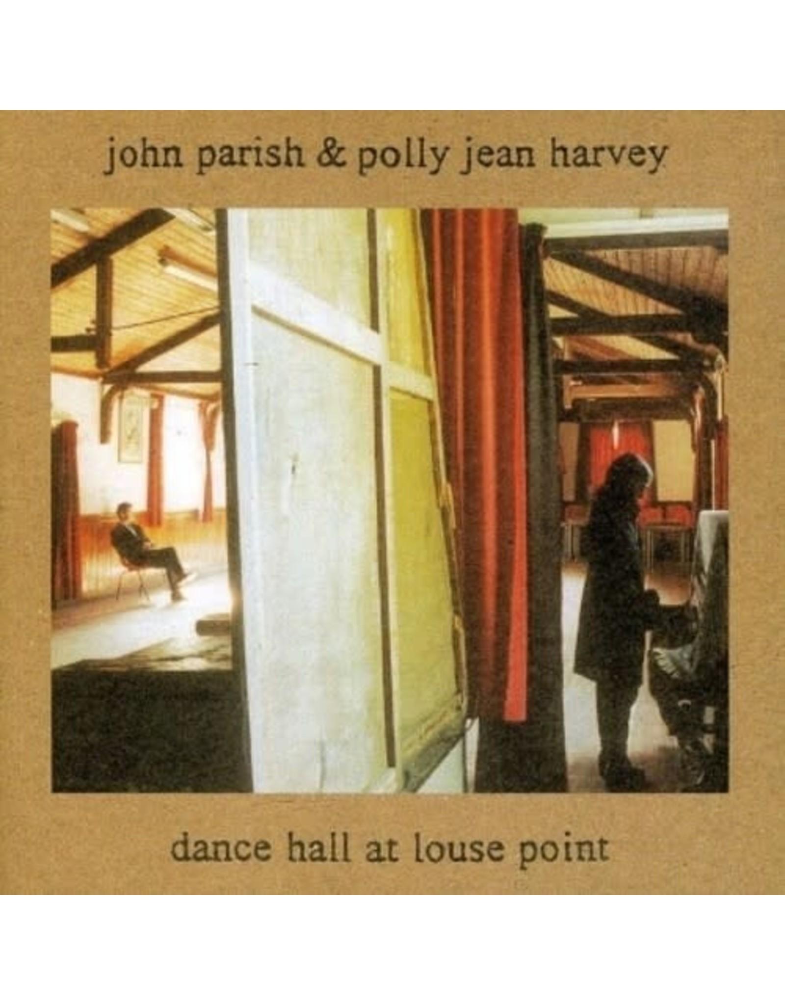 New Vinyl John Parrish & Polly Jean Harvey - Dance Hall At Louse Point LP