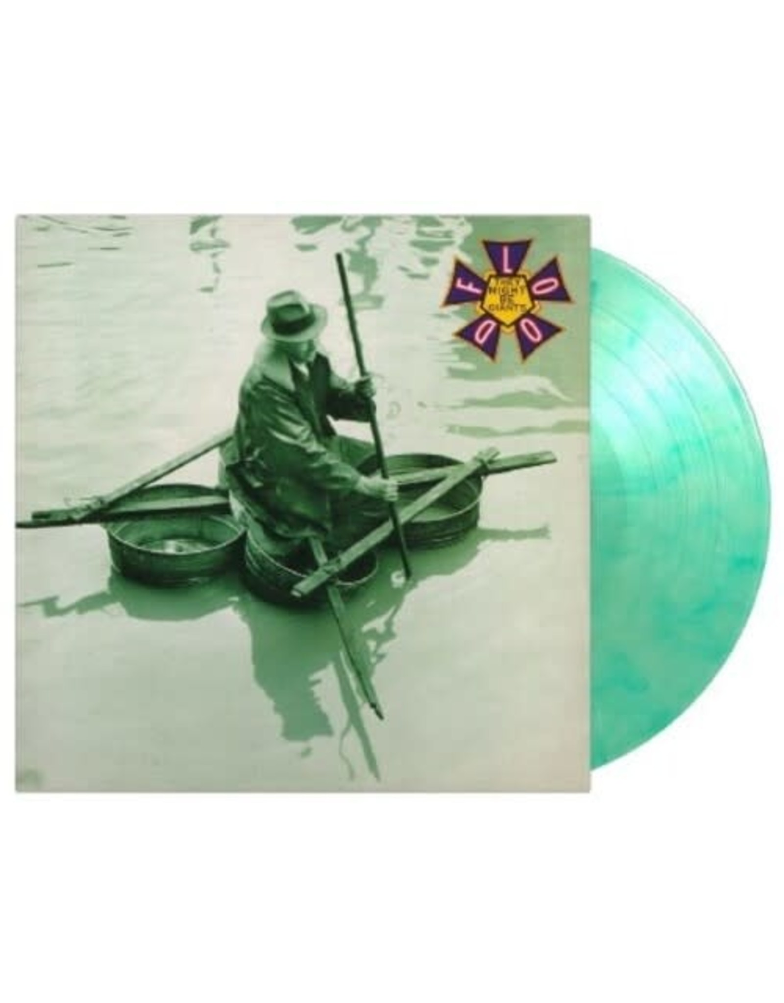 New Vinyl They Might Be Giants - Flood (Import, Colored) LP