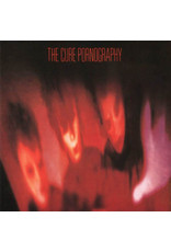 New Vinyl The Cure - Pornography LP