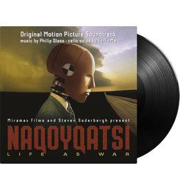 New Vinyl Philip Glass & Yo-Yo Ma - Naqoyqatsi: Life As War OST 2LP