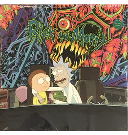 New Vinyl Rick & Morty - Rick & Morty Soundtrack 2LP
