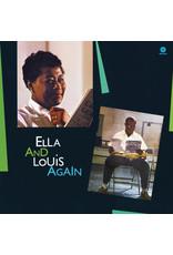 New Vinyl Ella Fitzgerald & Louis Armstrong - Ella & Louis Again LP