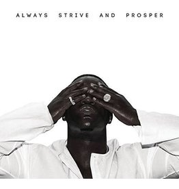 New Vinyl A$AP FERG - Always Strive & Prosper (Colored) 2LP