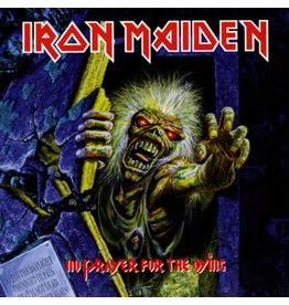 New Vinyl Iron Maiden - No Prayer For The Dying LP