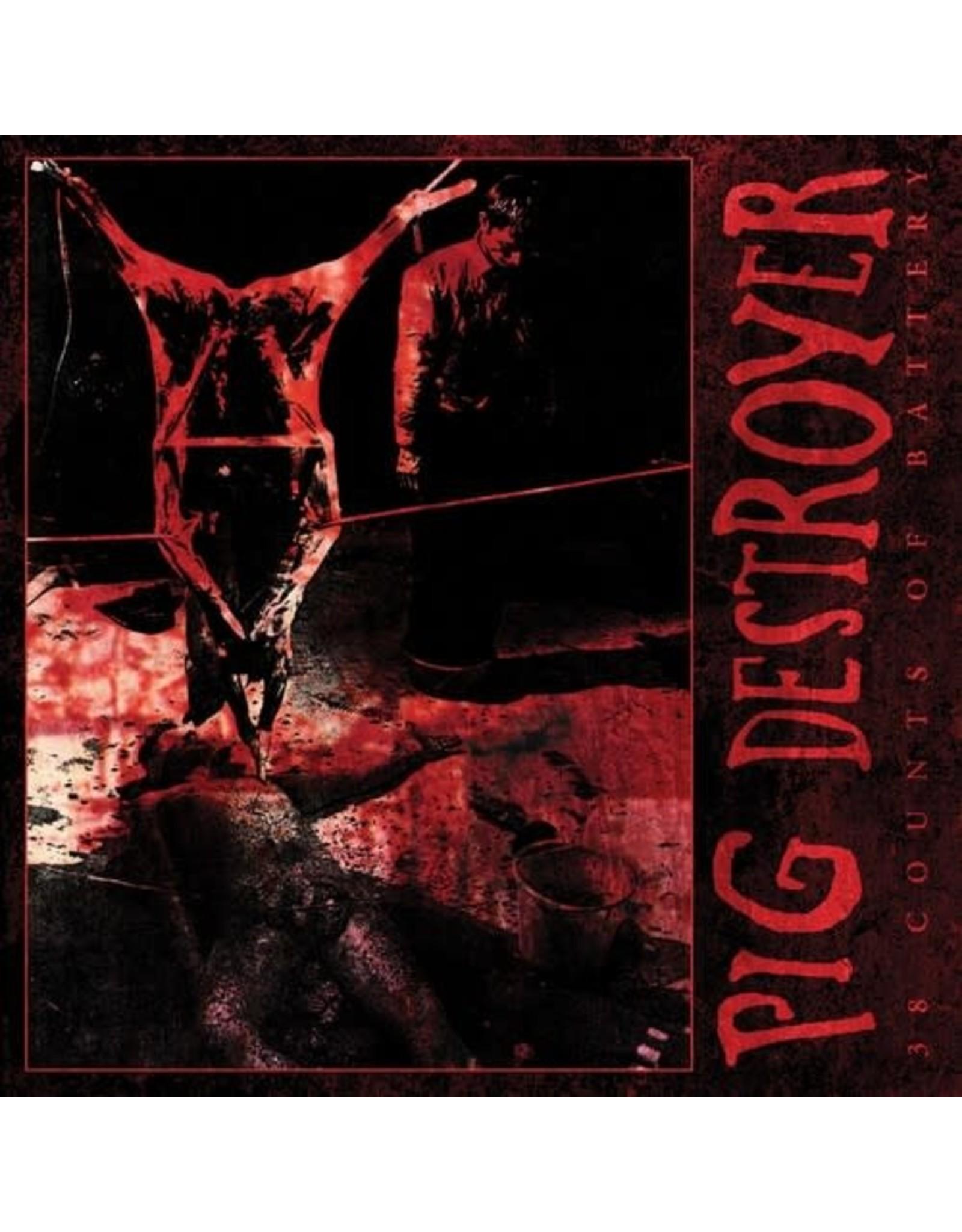 New Vinyl Pig Destroyer - 38 Counts Of Battery LP