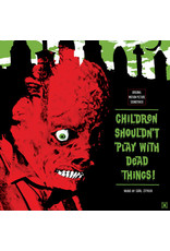 New Vinyl Carl Zittrer - Children Shouldn't Play With Dead Things OST (Colored) LP