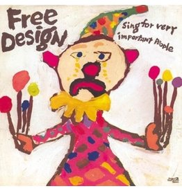 New Vinyl The Free Design - Sing For Very Important People (Colored) LP