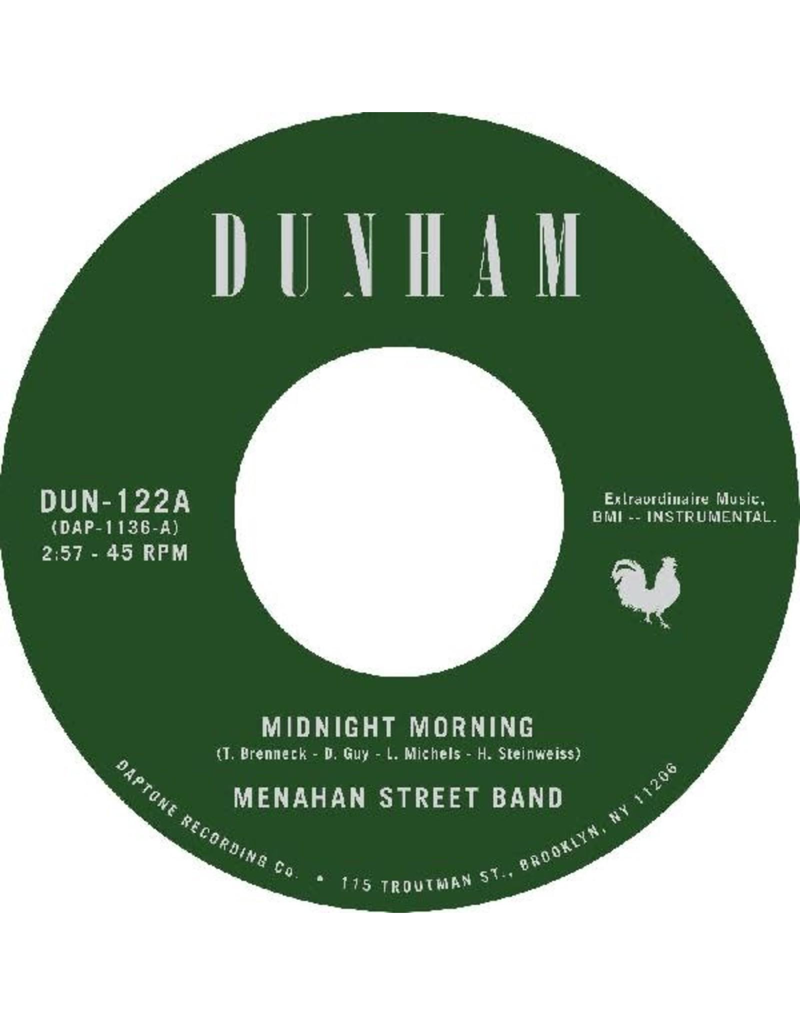 "New Vinyl Menahan Street Band - Midnight Morning b/w Stepping Through Shadow 7"""